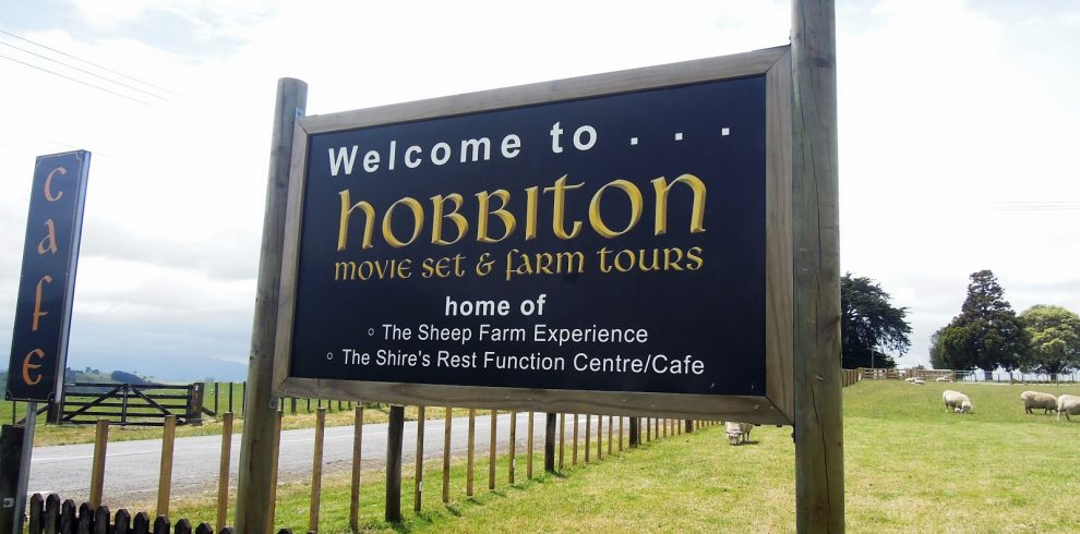 NEW ZEALAND THE HOBBITON