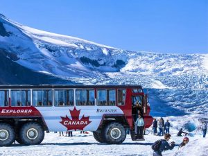 Athabasca Columbia Icefield