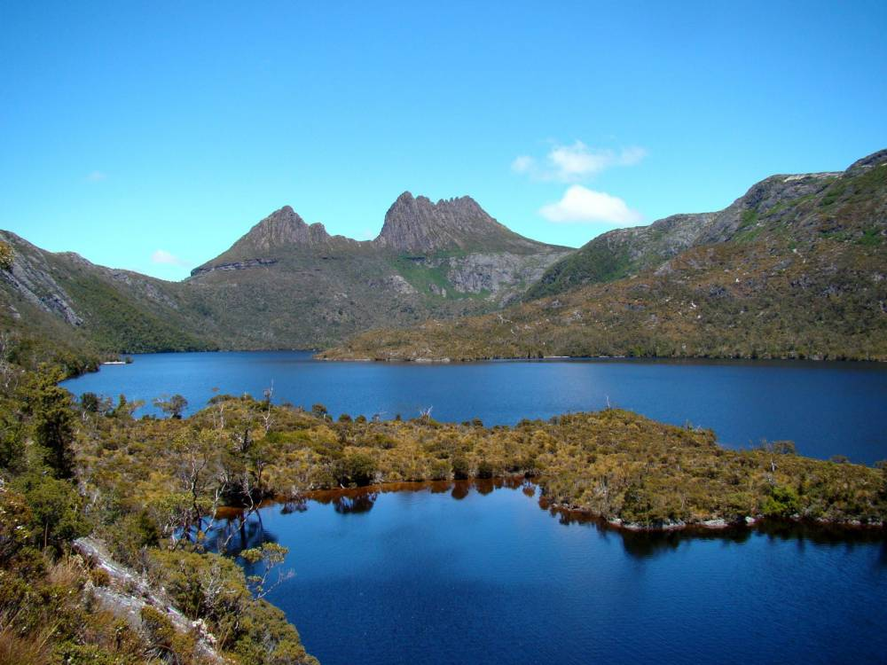 Taman Nasional Cradle Mountain-Lake St Clair