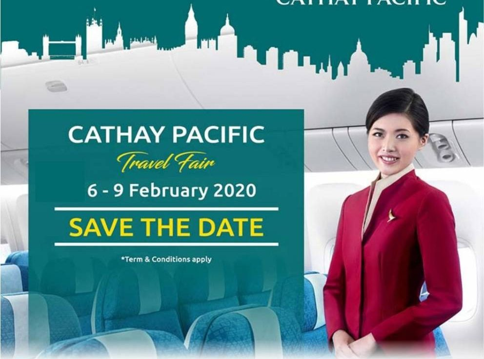 catay pasific travel fair 2020